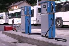 Station service 74 poste a carburant Haute Savoie